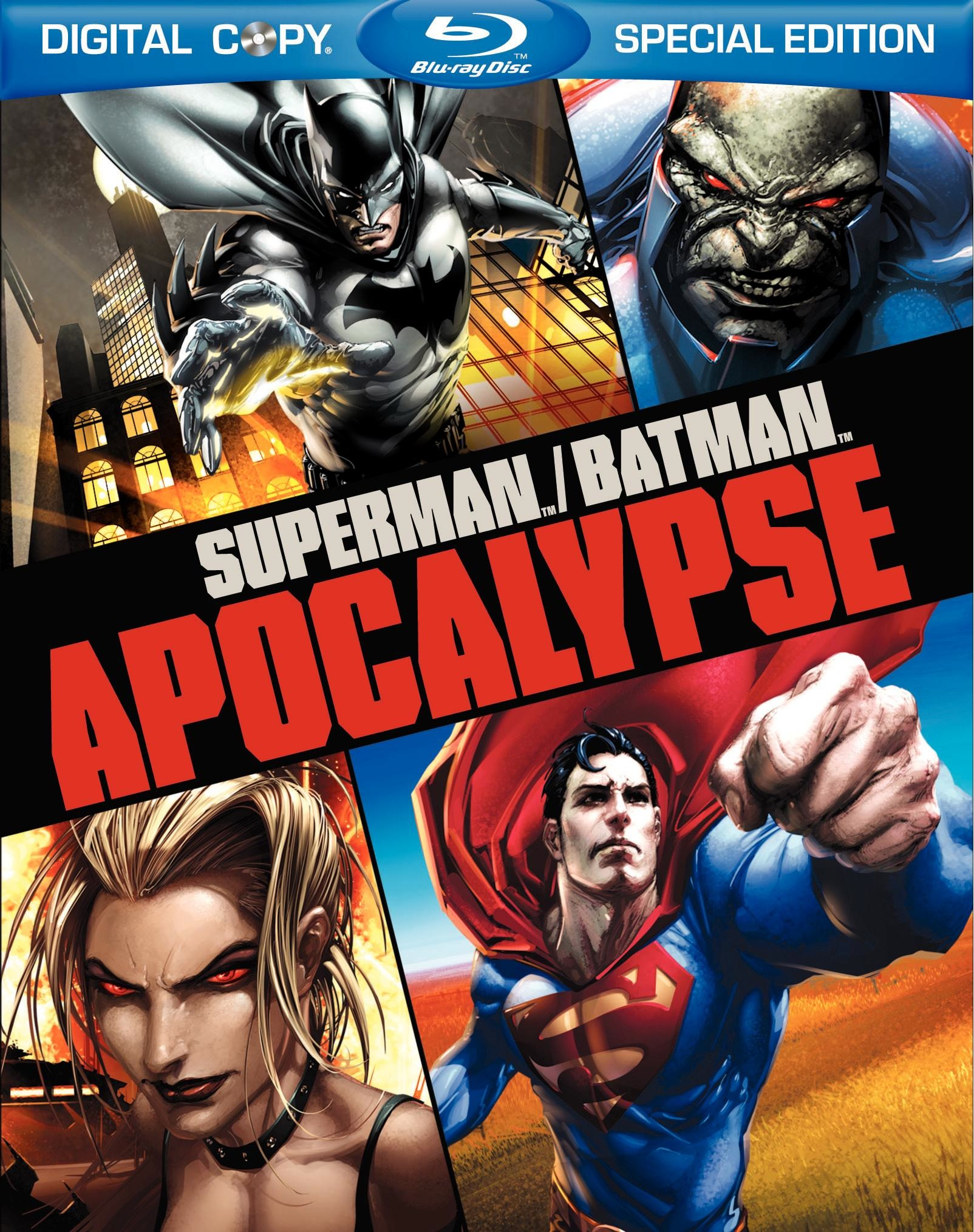"""Superman Batman Apocalypse BDCover ... campaigned passionately for legal recognition of same sex """"marriage."""""""