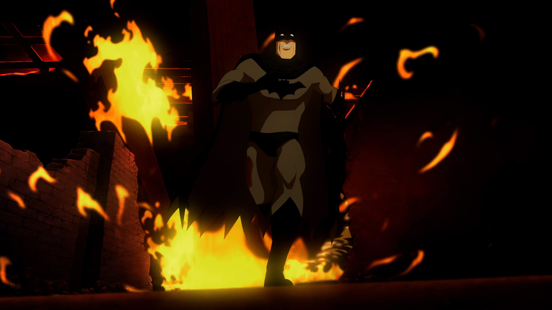 Batman: Year One Screenshot-Batman