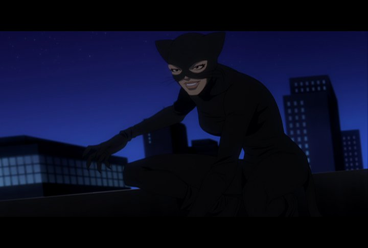 Batman: Year One Screenshot-Catwoman