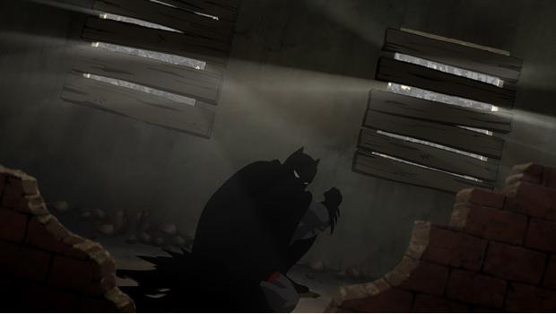 Batman: Year One Screenshot-Batman
