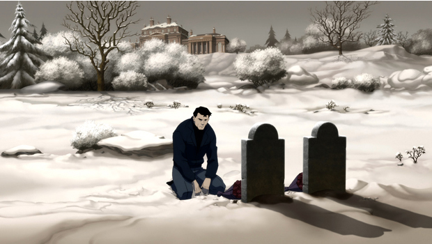 Batman: Year One Screenshot-Bruce Wayne