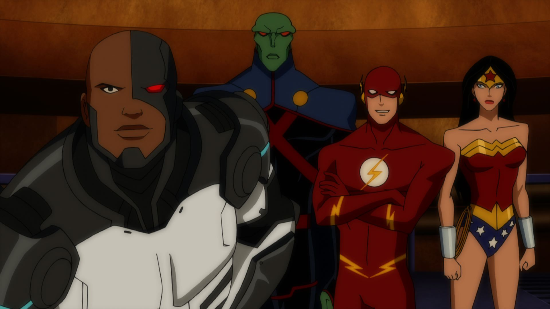 Justice League: Doom Screenshot