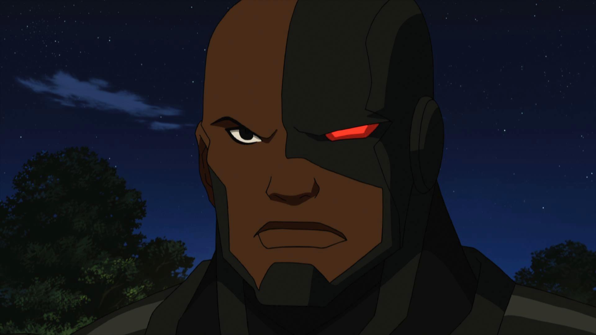 Justice League: Doom Screenshot