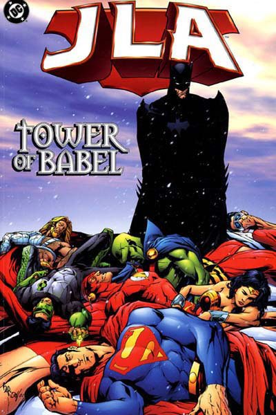 Justice League of America-Tower of Babel