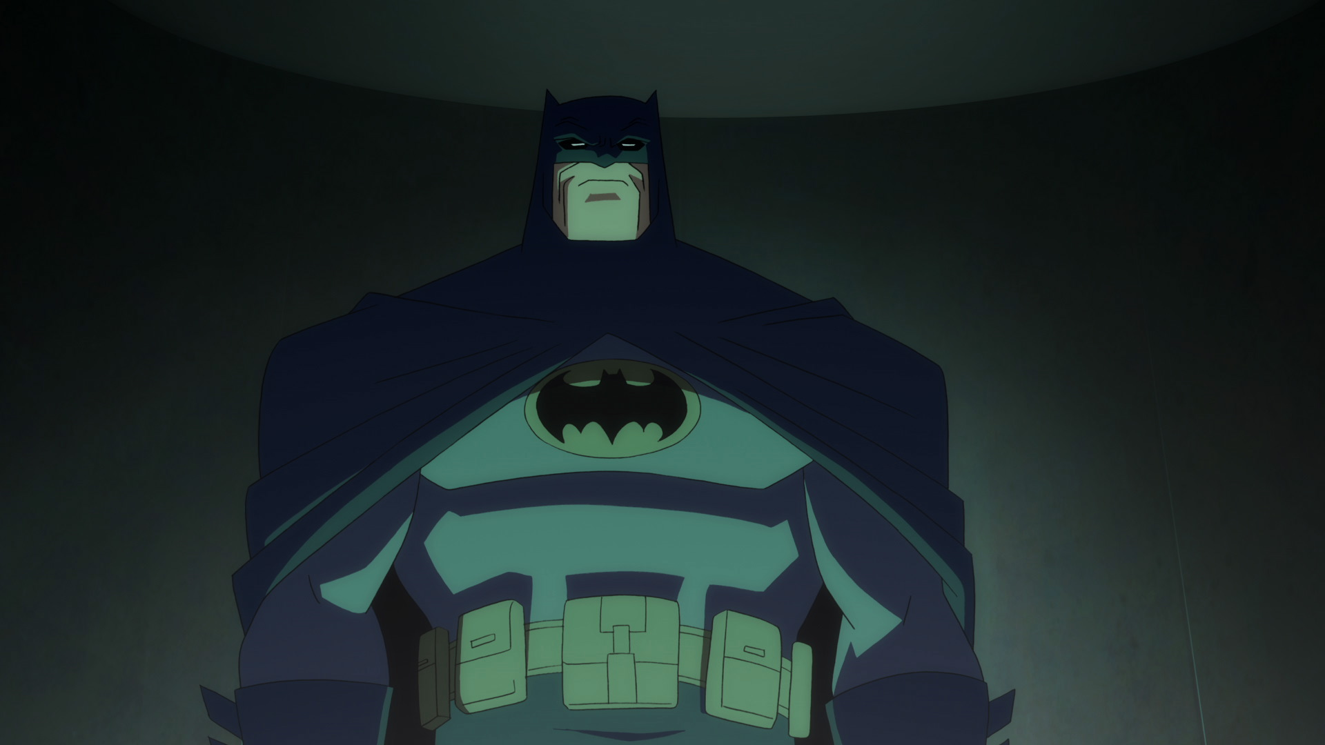 Batman: The Dark Knight Returns Part 1 Screenshot