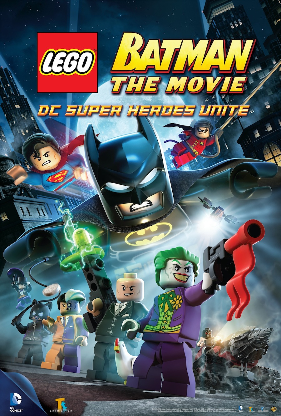 Lego Batman: The Movie
