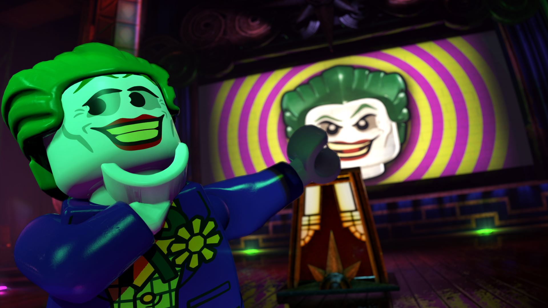 LEGO Batman: The Movie Screenshot