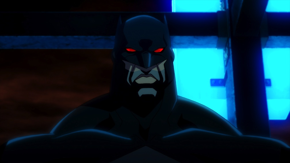 Justice League: The Flashpoint Paradox Screenshot