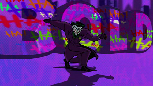 BTBTB: Joker: The Vile and Villainous Screenshot