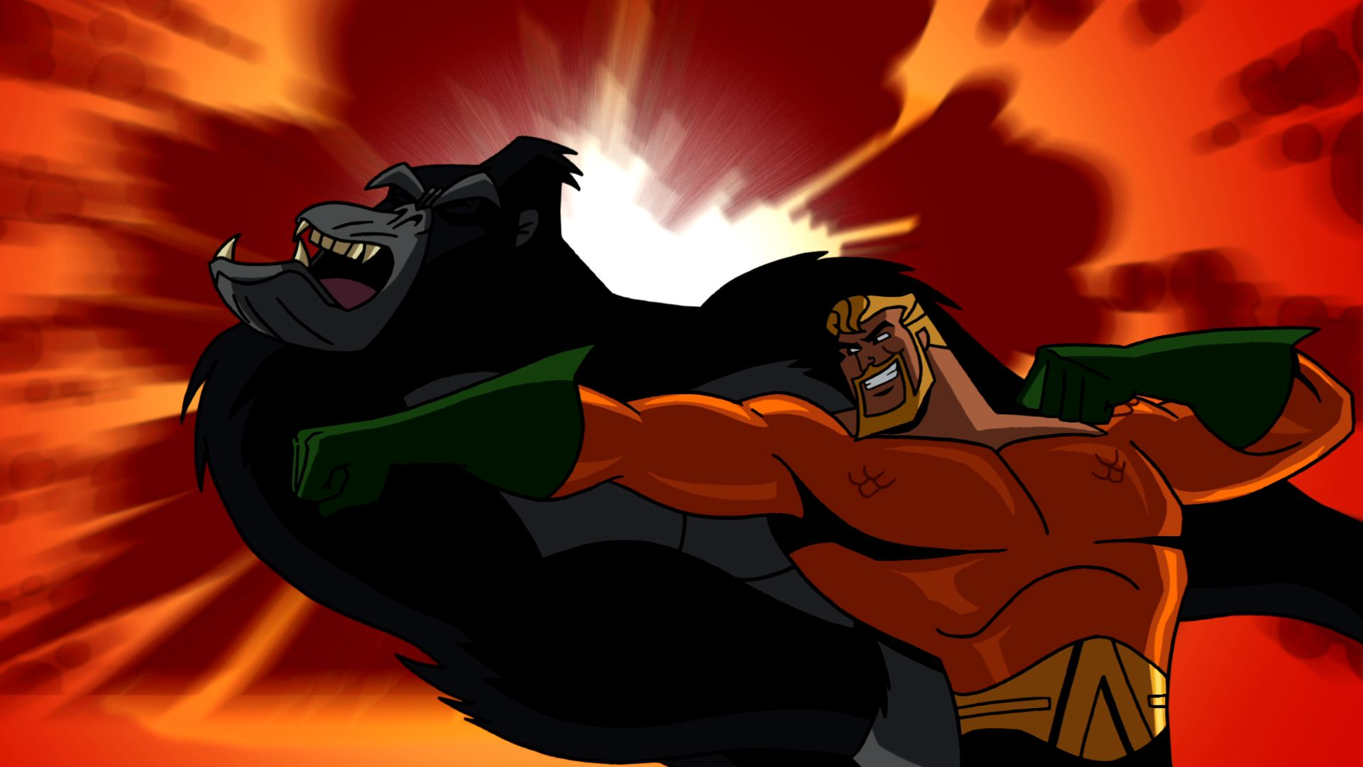 Batman: The Brave and the Bold-Mitefall Screenshot