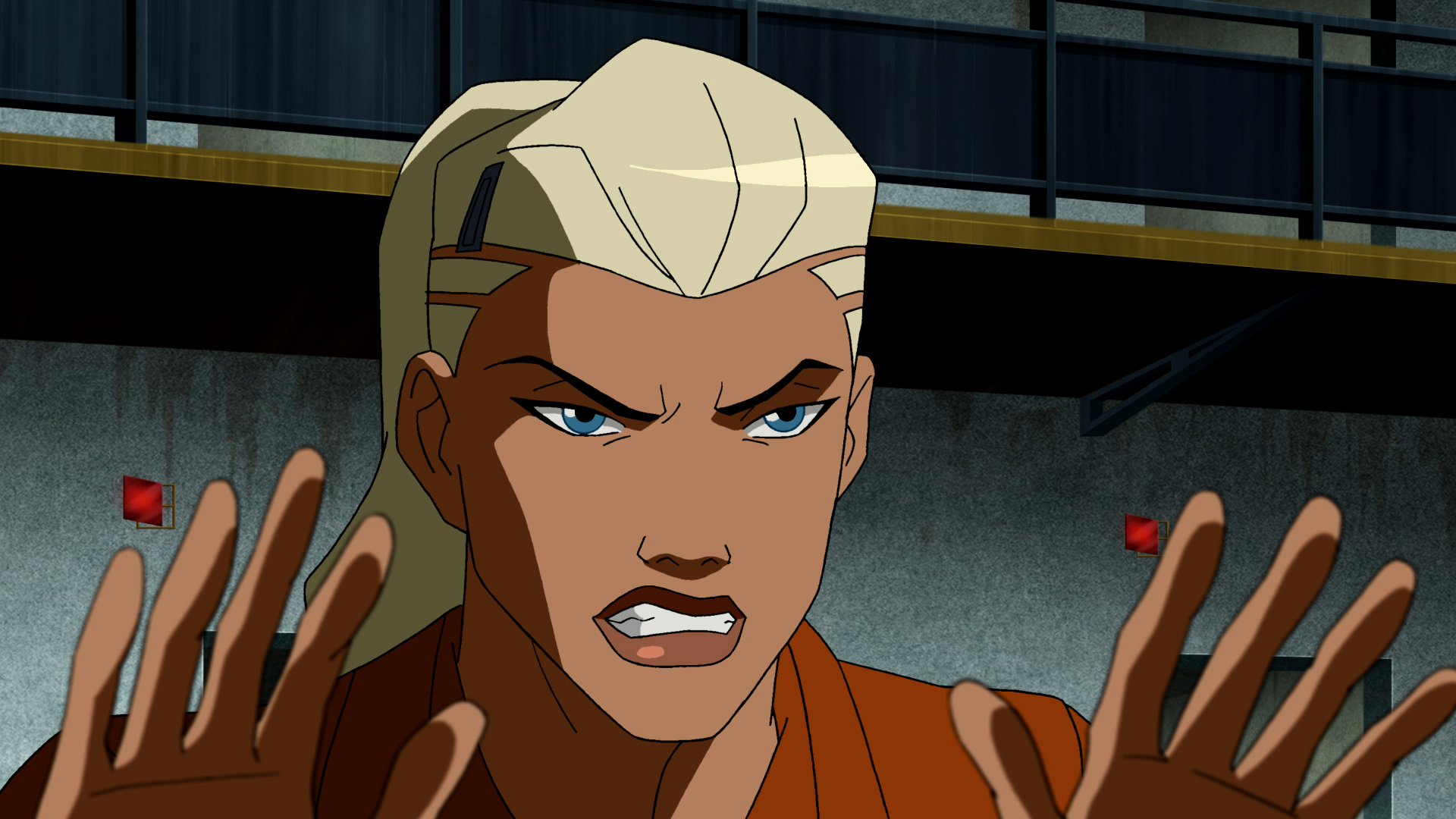 Young Justice Terrors Screenshot