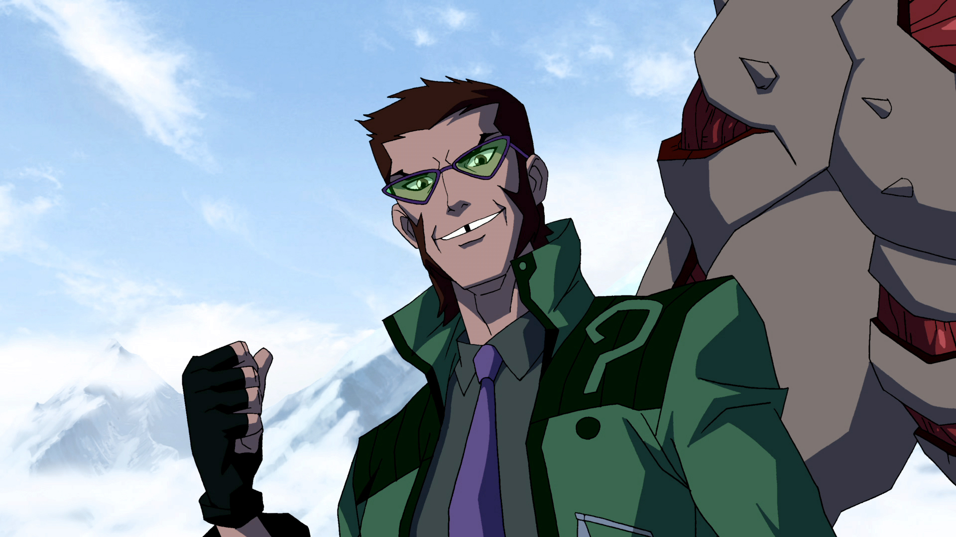 Young Justice- Usual Suspects Screenshot