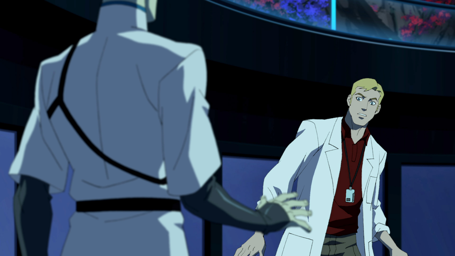 Young Justice-Happy New Year Screenshot