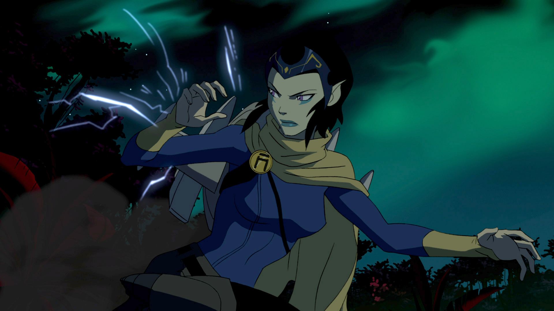 Young Justice Earthlings Screenshot