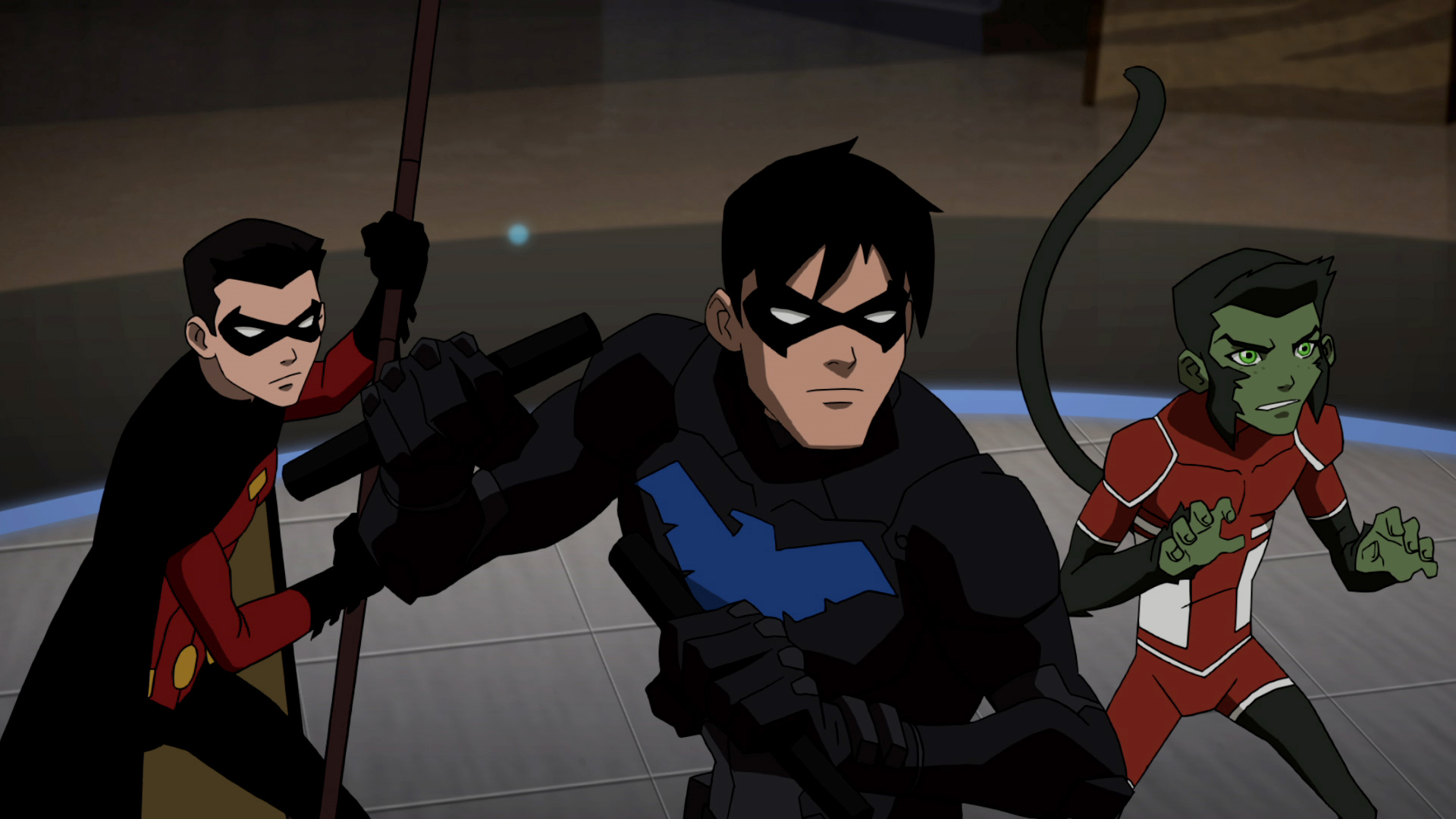 Review: YOUNG JUSTICE: INVASION