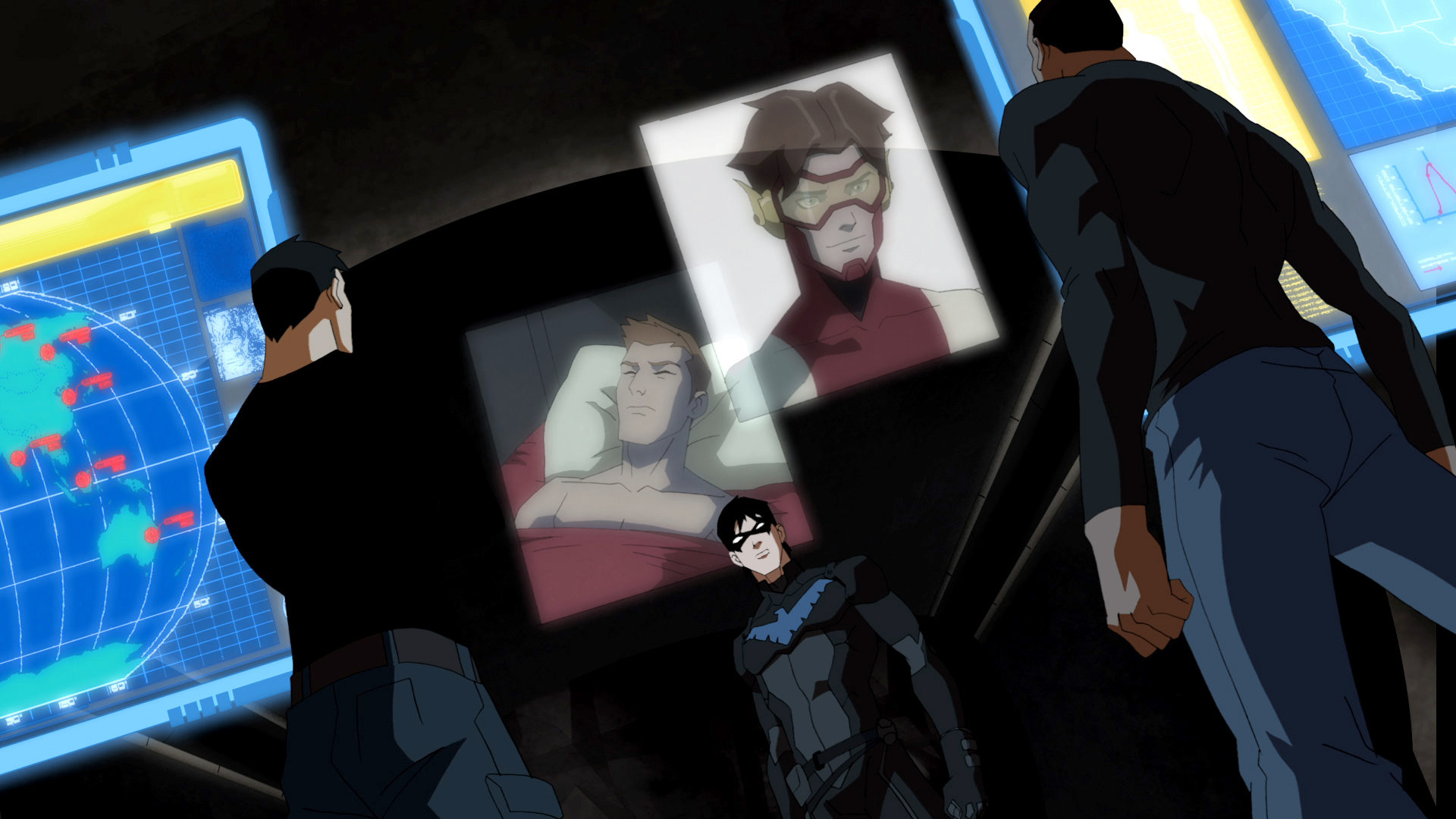 Young Justice-Depths Screenshot