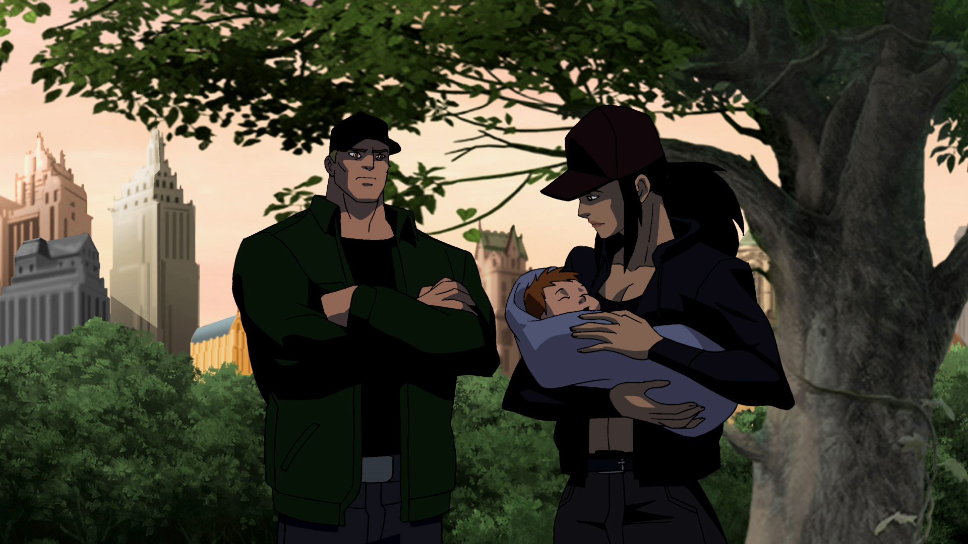 Young Justice-Satisfaction Screenshot