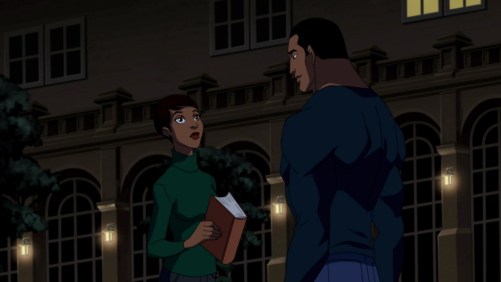 Young Justice-Darkest Screenshot