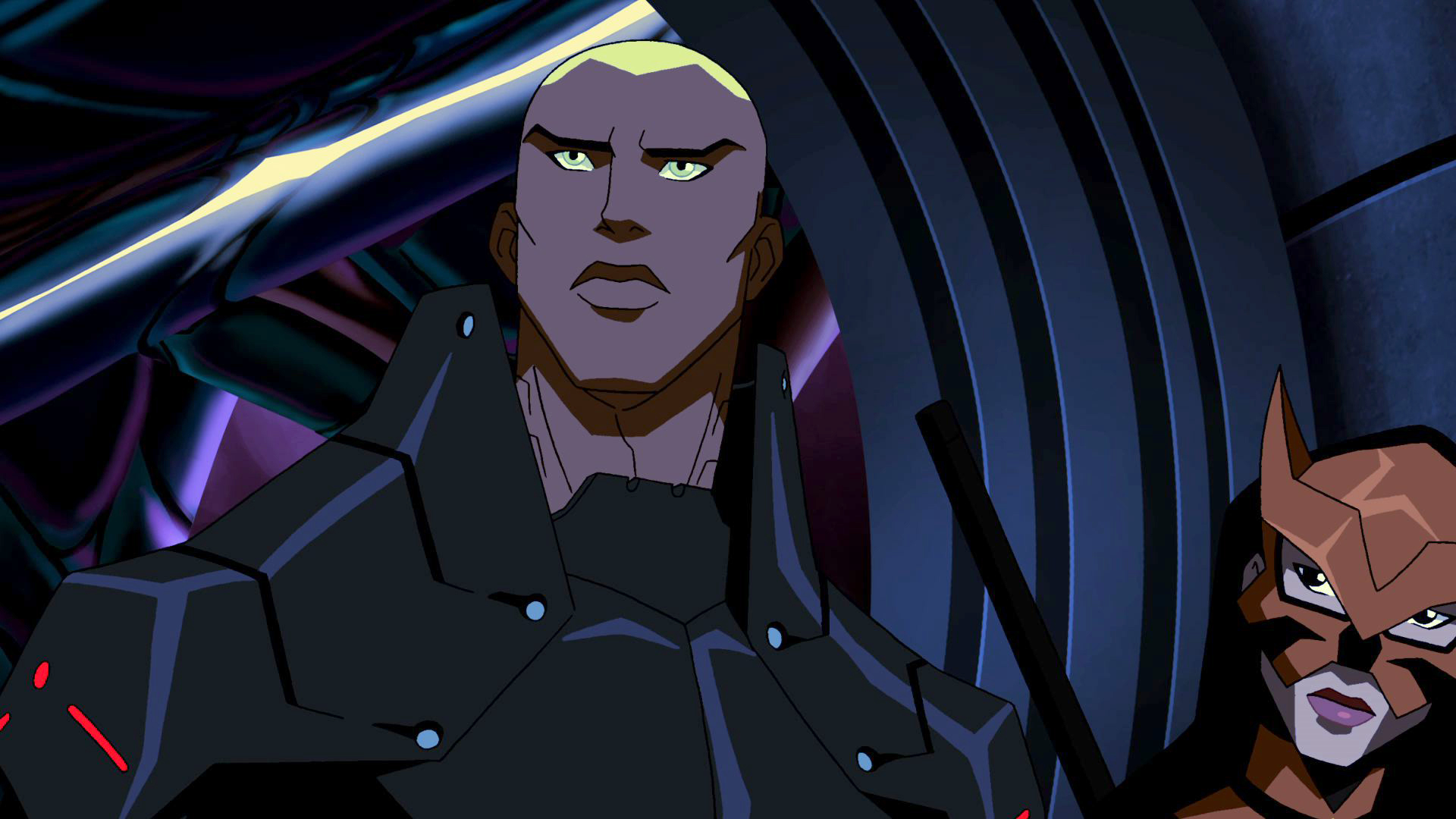Young Justice-Before the Dawn Screenshot
