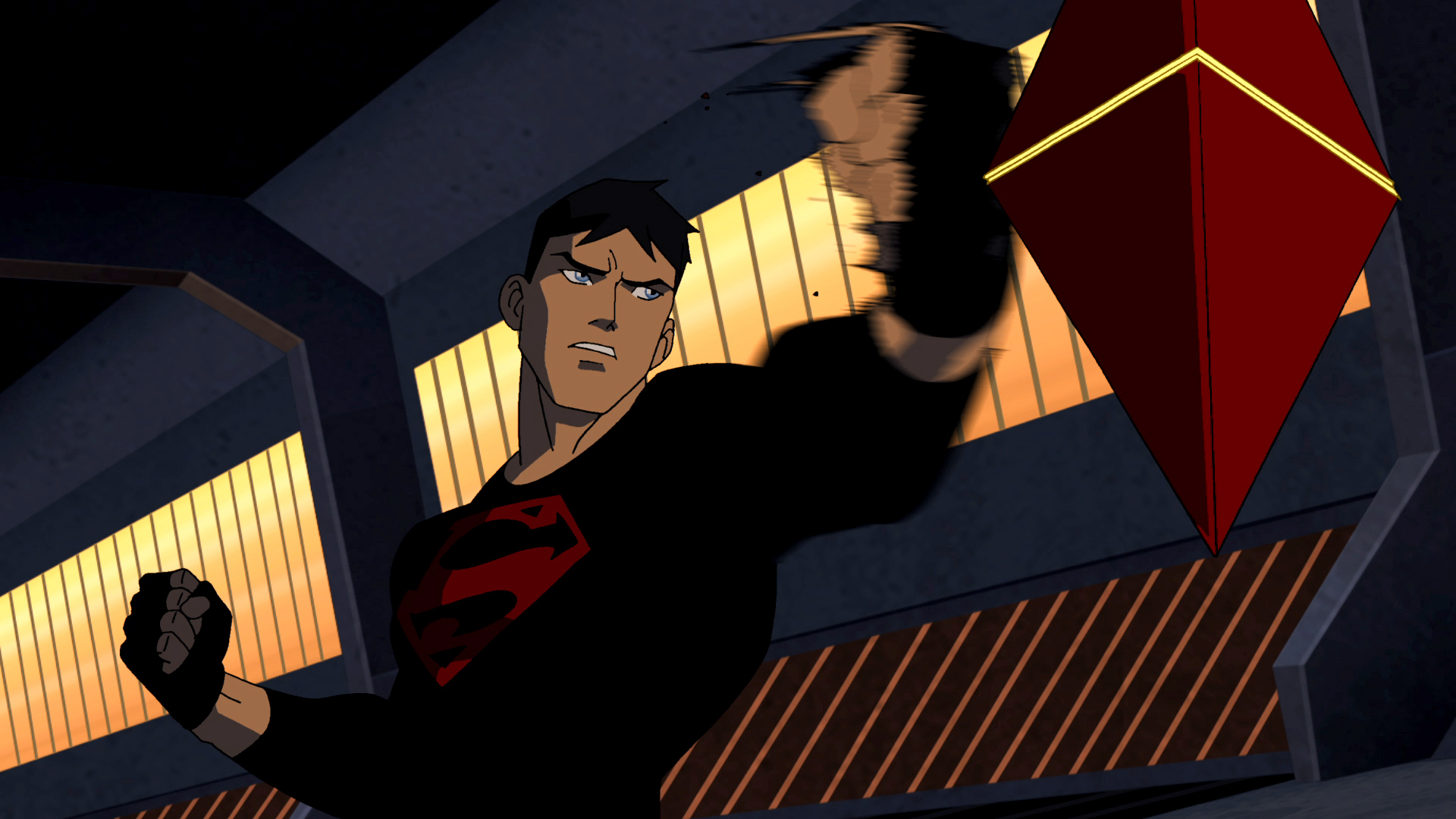 Young Justice War Screenshot