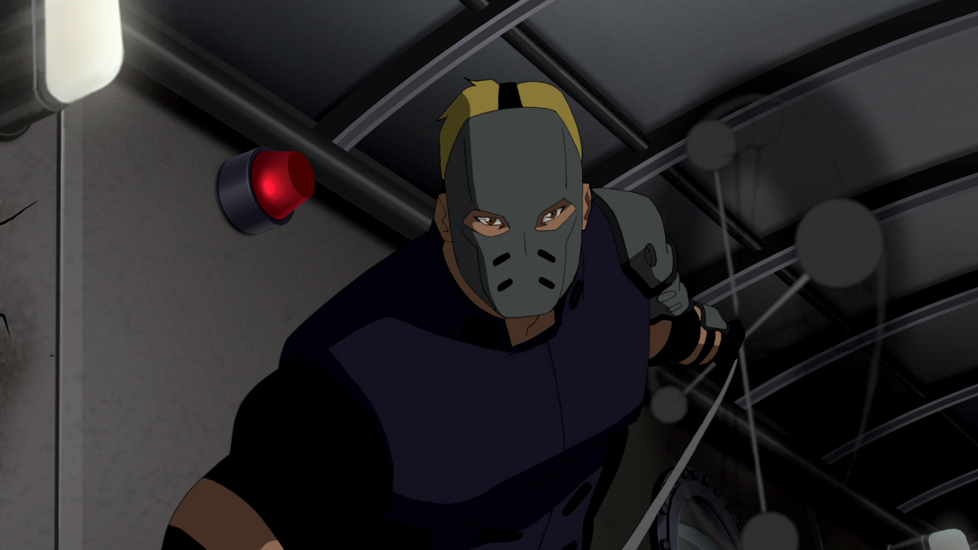 Young Justice: Complications Screenshot