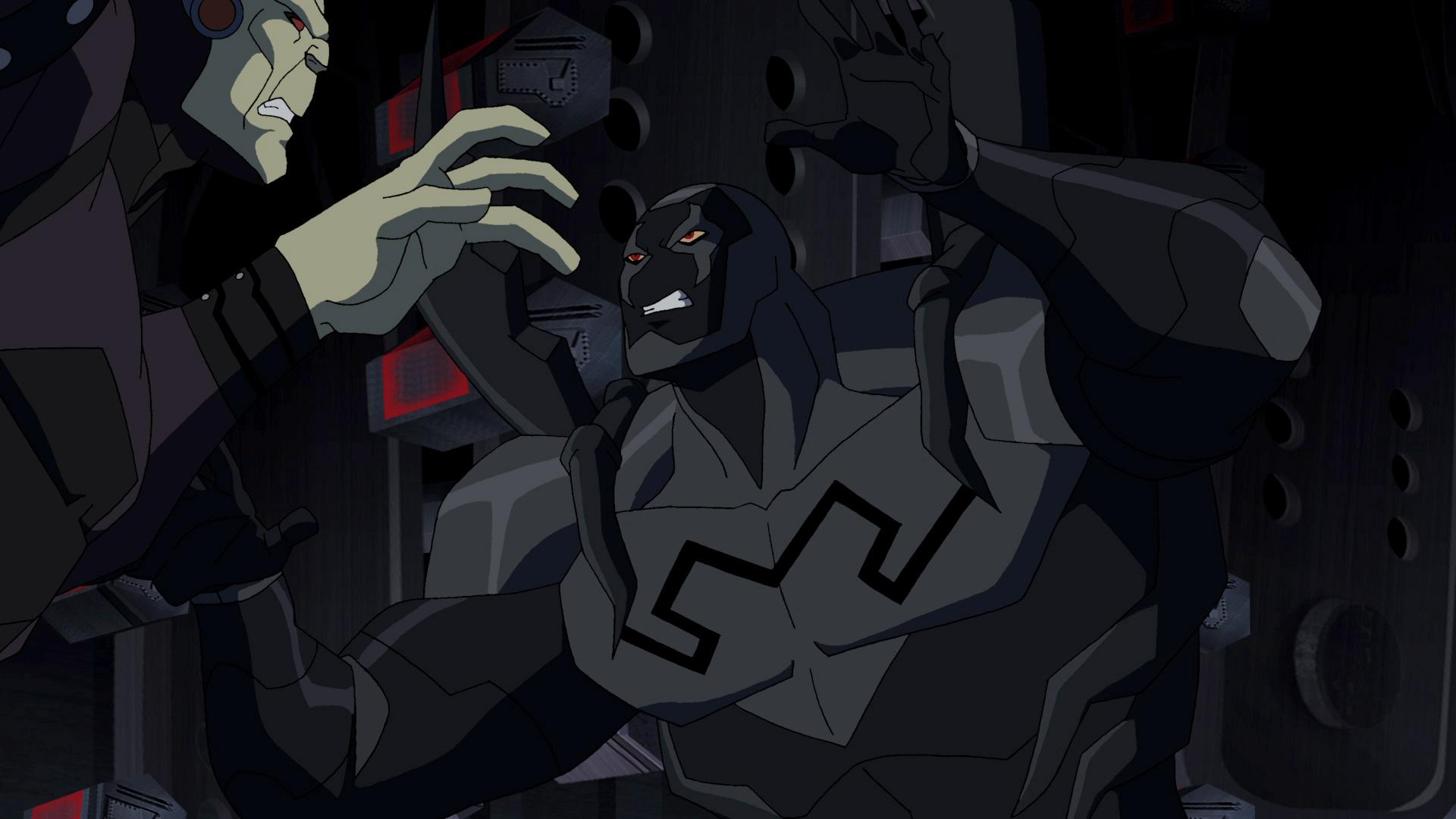 The Batman Universe – Young Justice-Intervention Episode ...  The Batman Univ...