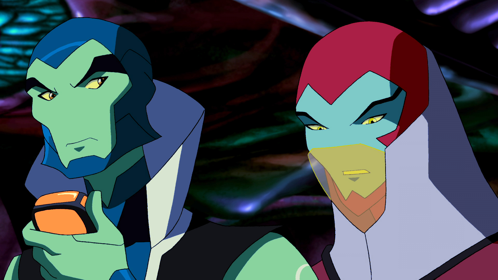 Young Justice Intervention Screenshot