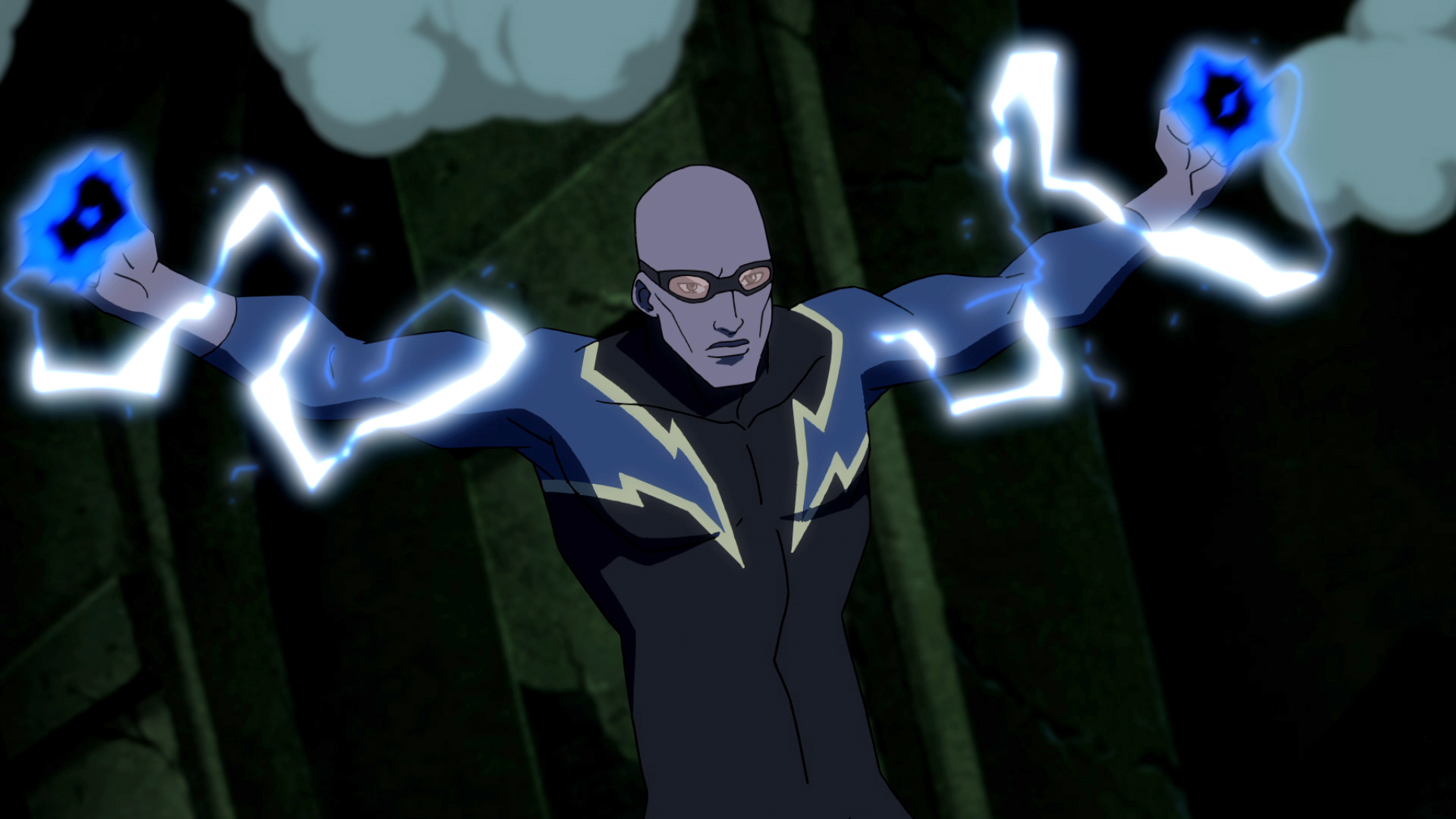 Static Shock Young Justice
