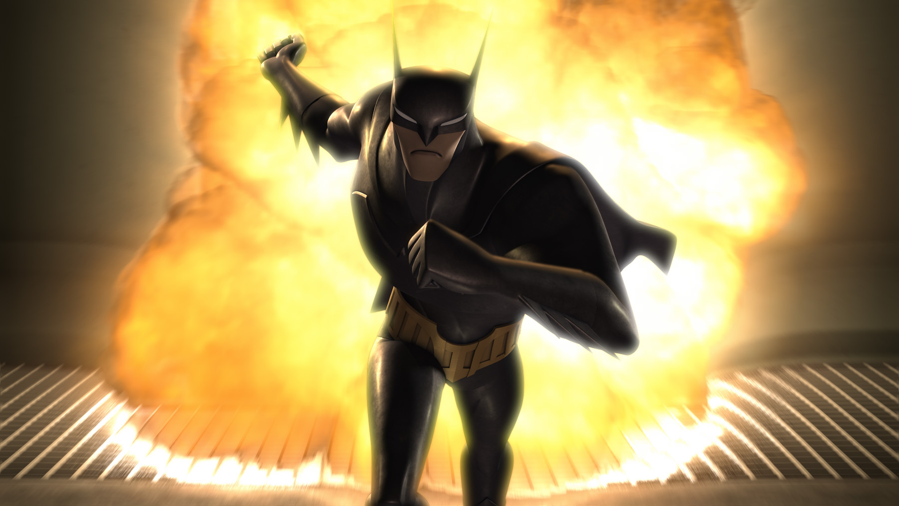 Beware the Batman-Hunted Screenshot