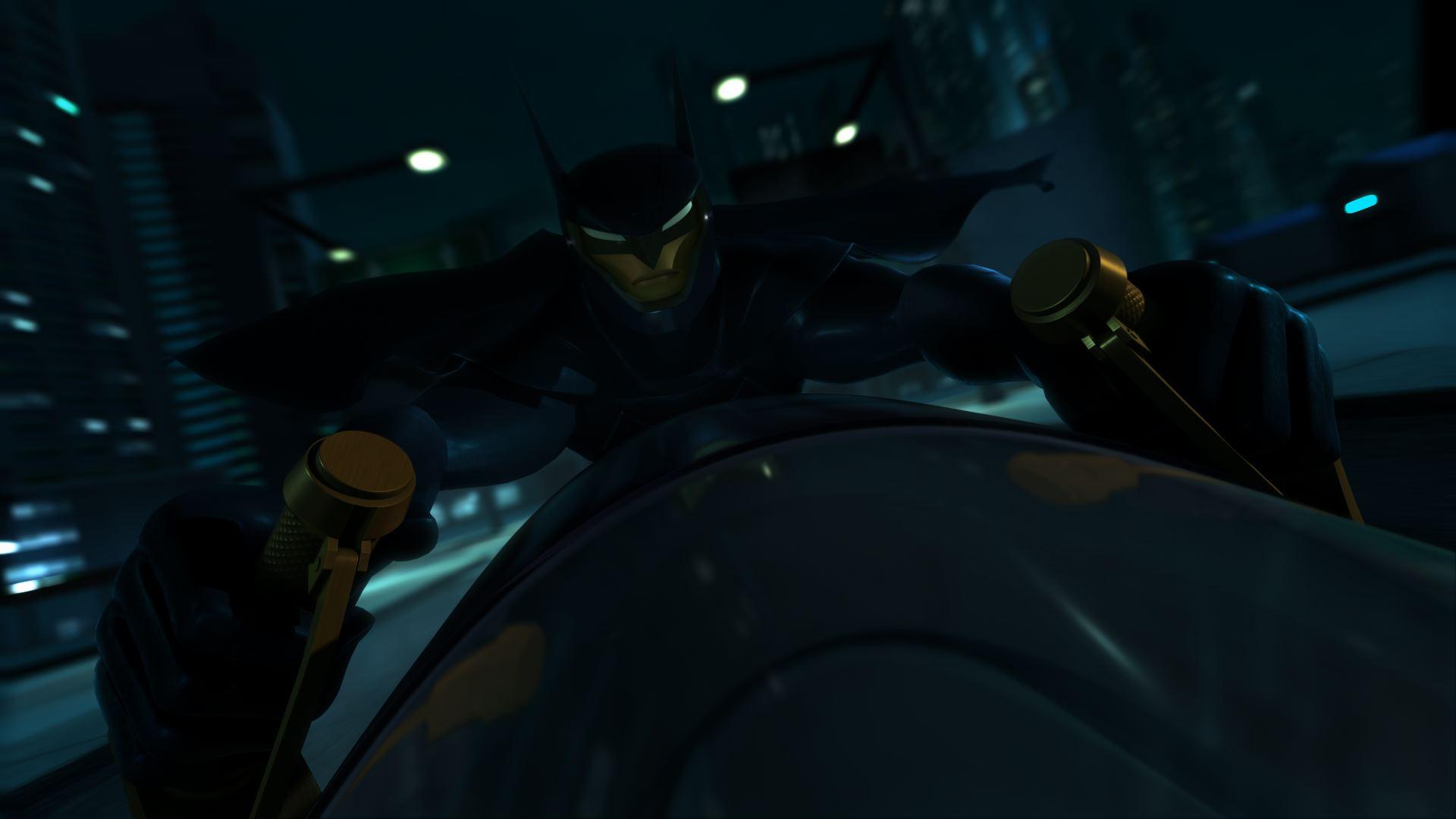 Beware the Batman-Secrets Screenshot