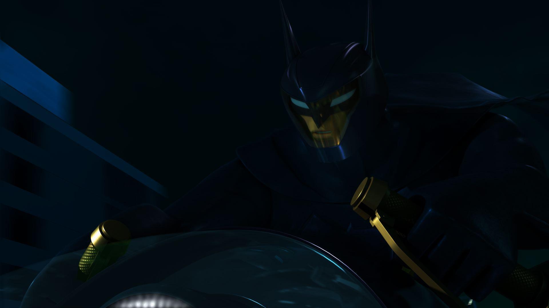 Beware the Batman-Tests Screenshot