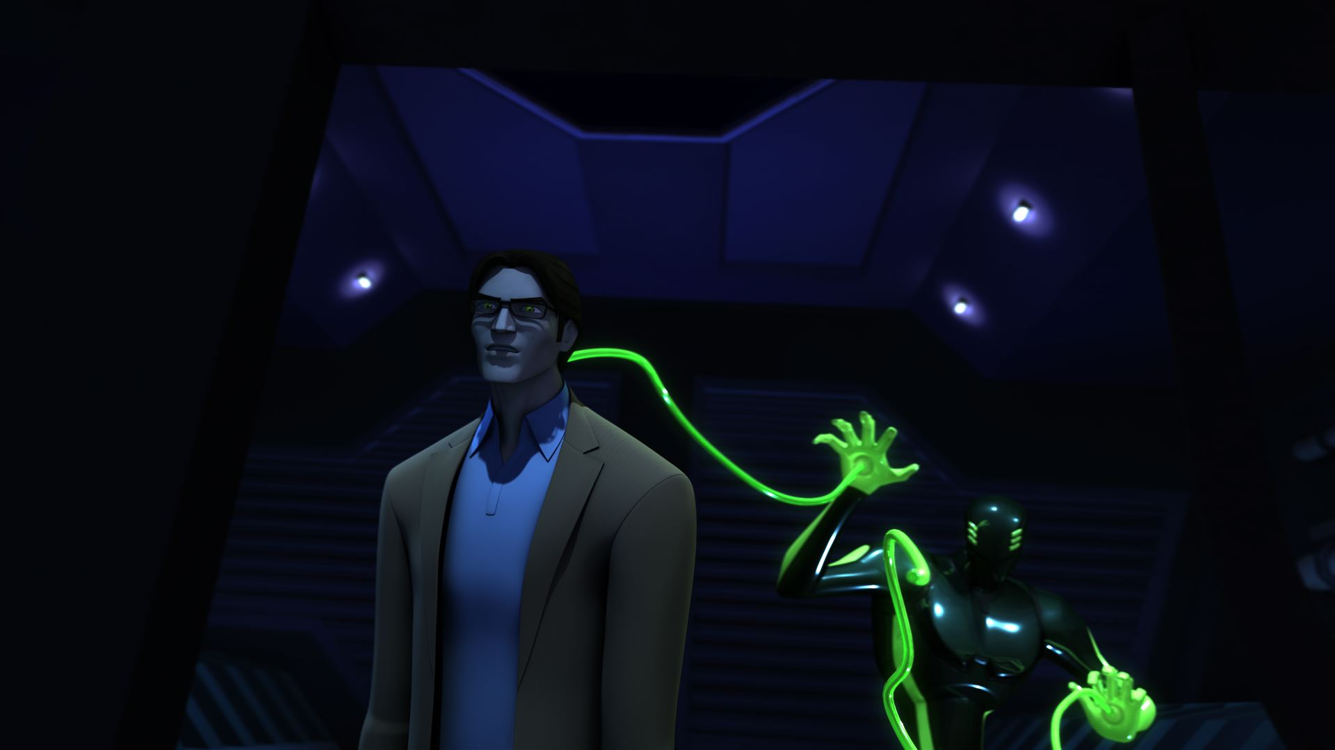 Beware the Batman-Control Screenshot