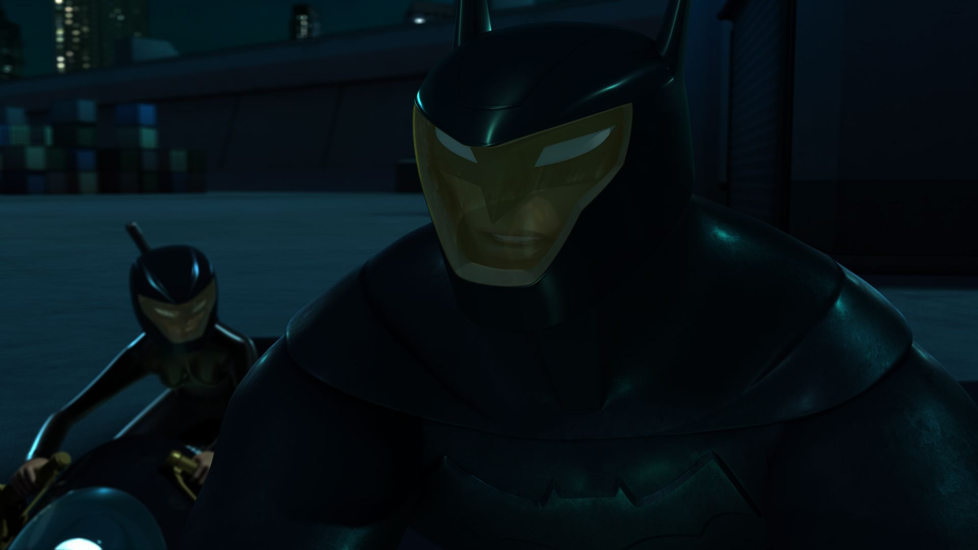 Beware the Batman-Instinct Screenshot