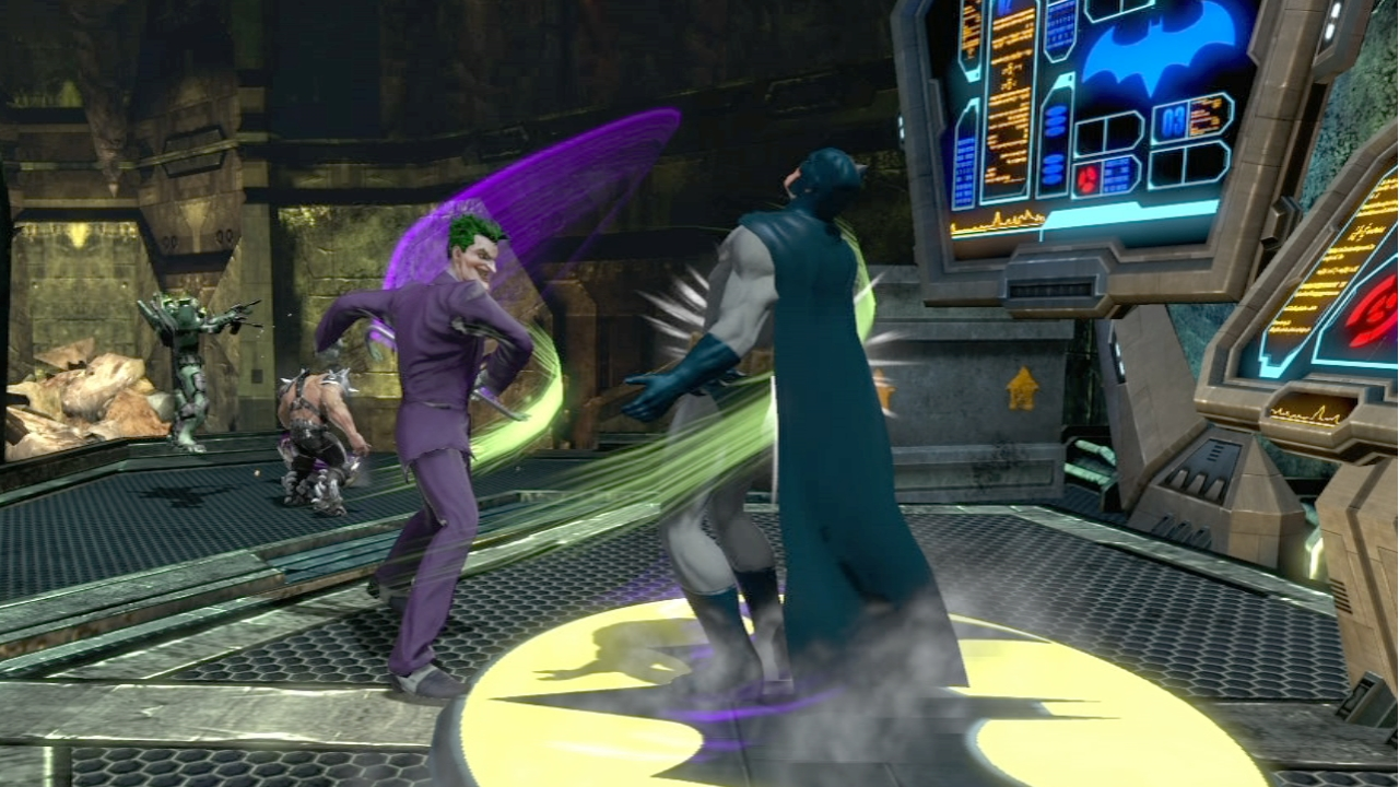 DC Universe Online Screenshot-Batcave