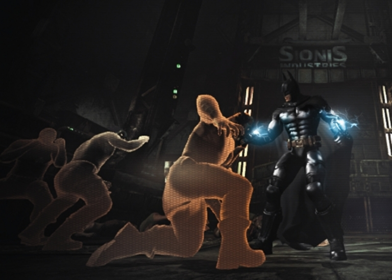 the batman universe � new screenshots for bac armored edition