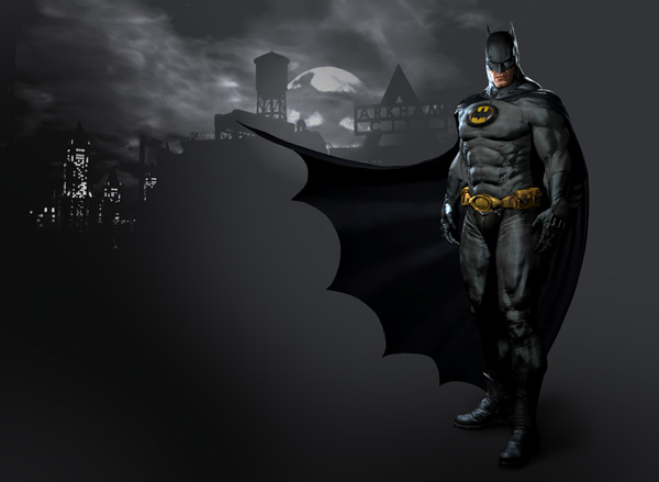 Batman: Arkham City Batman Incorporated Skin