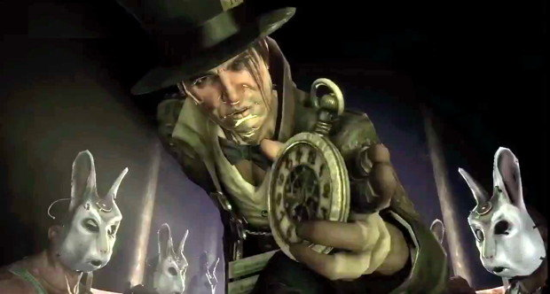 Batman: Arkham City Mad Hatter