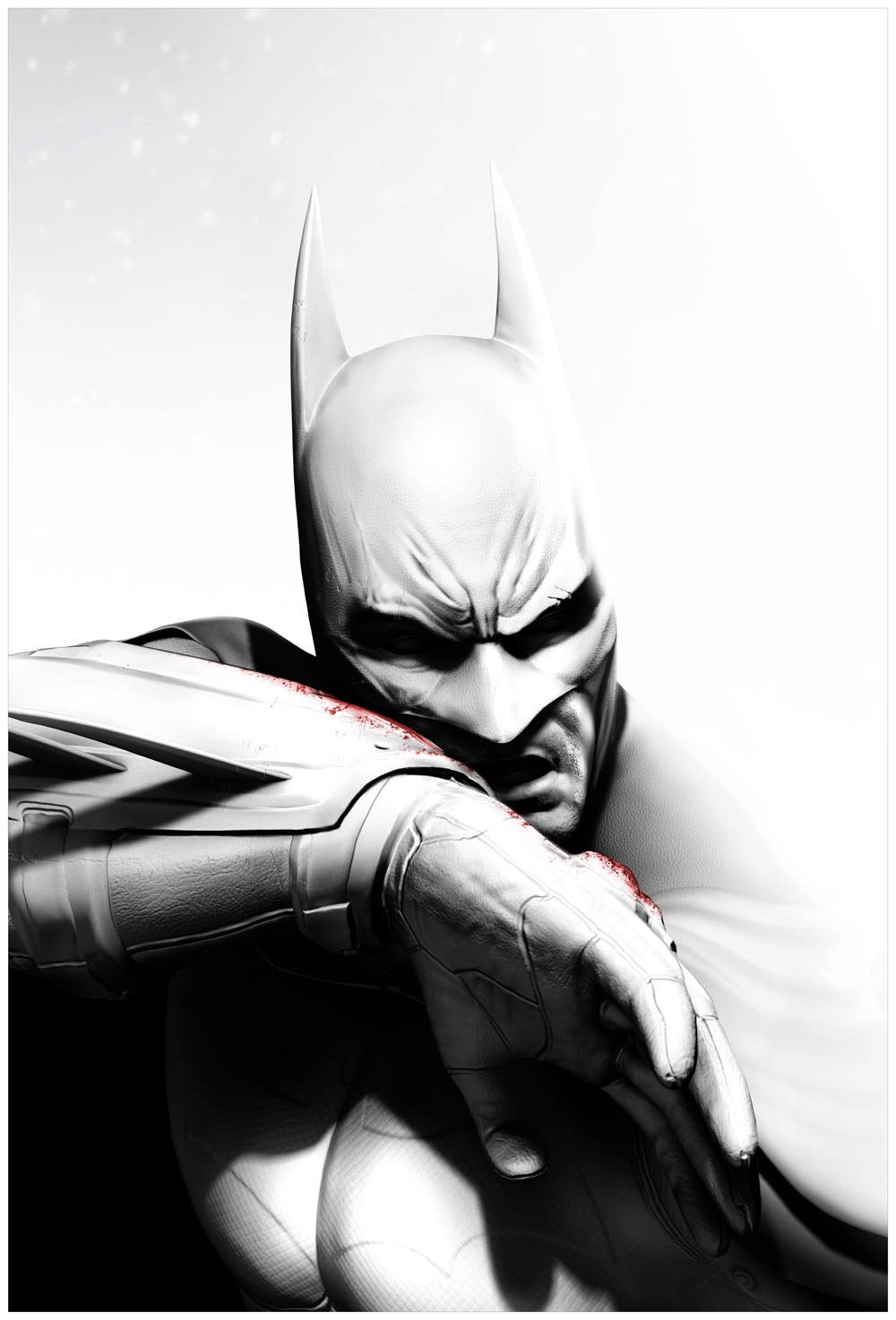 Batman: Arkham City-Batman
