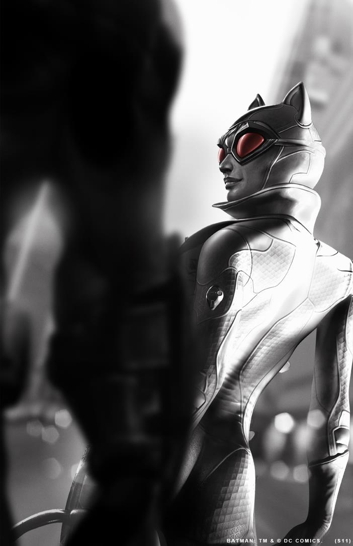 Batman: Arkham City-Catwoman