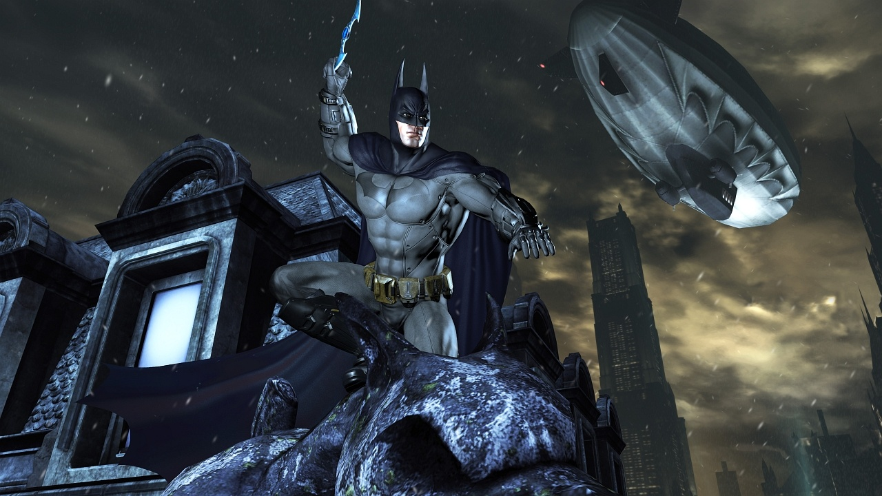 Batman: Arkham City Screenshot-Batman