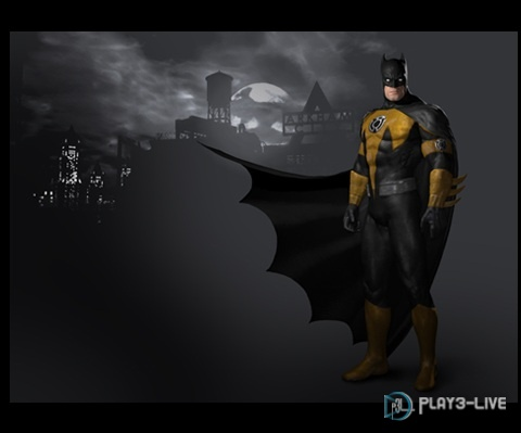 Batman: Arkham City Sinestro Skin