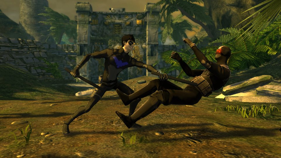 Young Justice: Legacy Screenshot-Nightwing