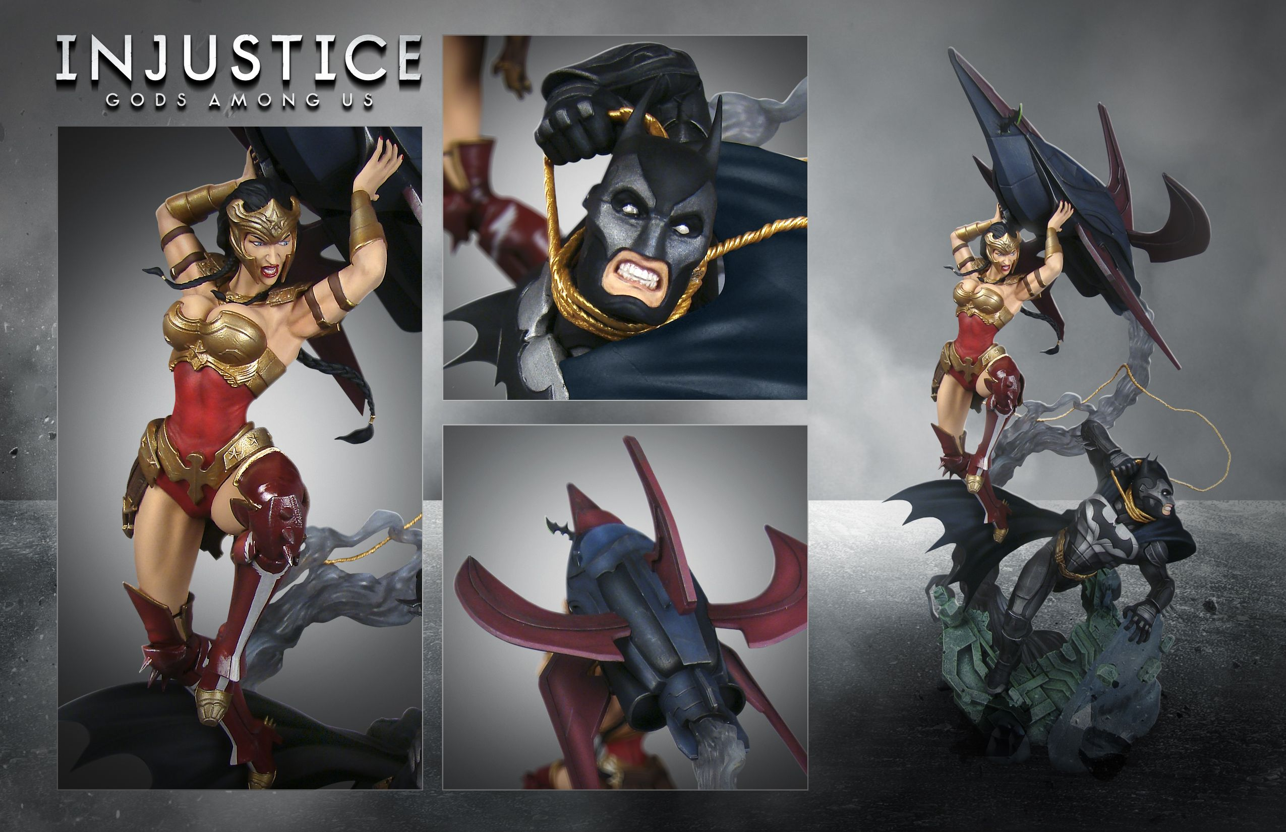 Injustice: Gods Among Us Collector's Edition Statue