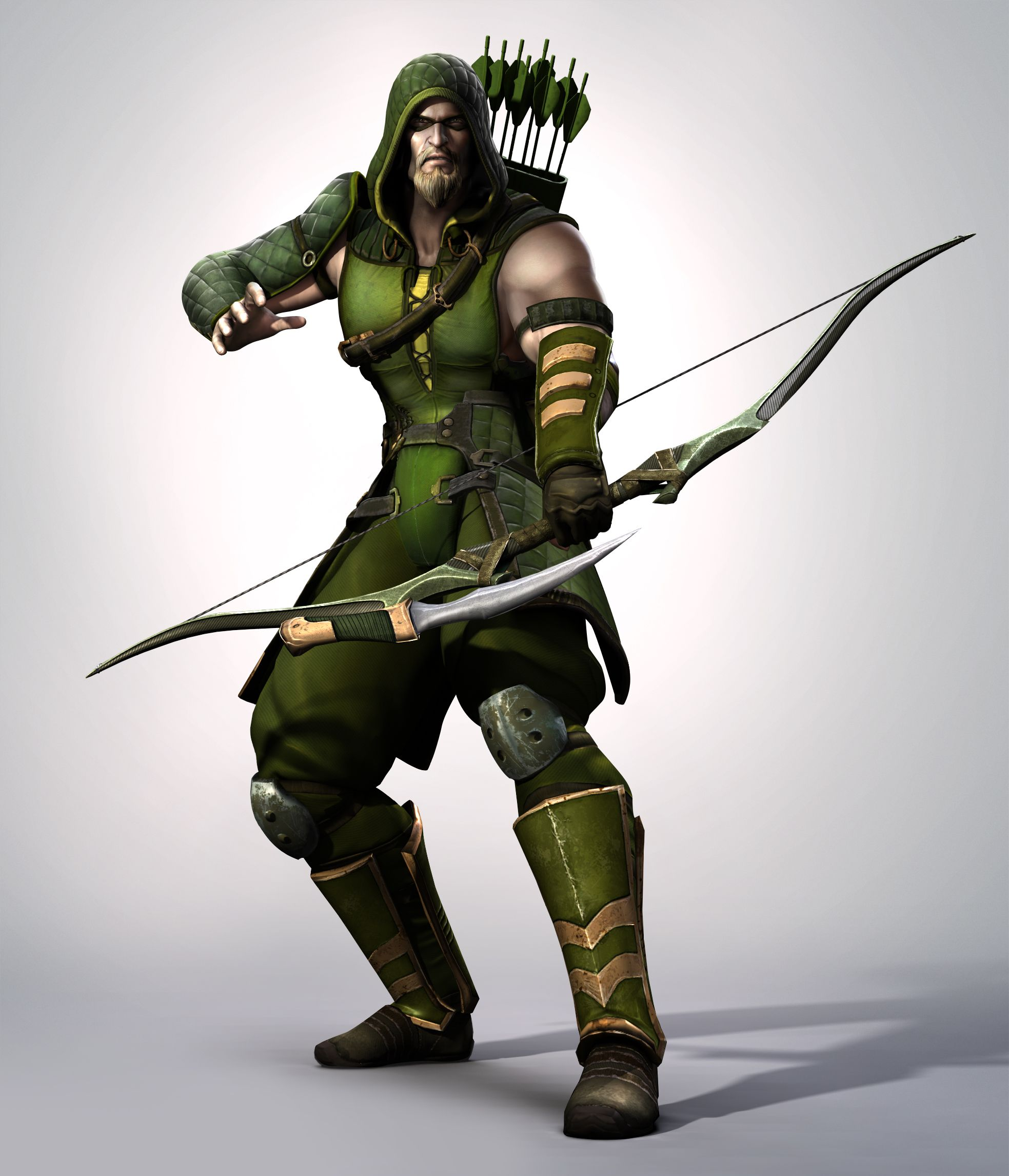 Injustice: Gods Among Us Green Arrow