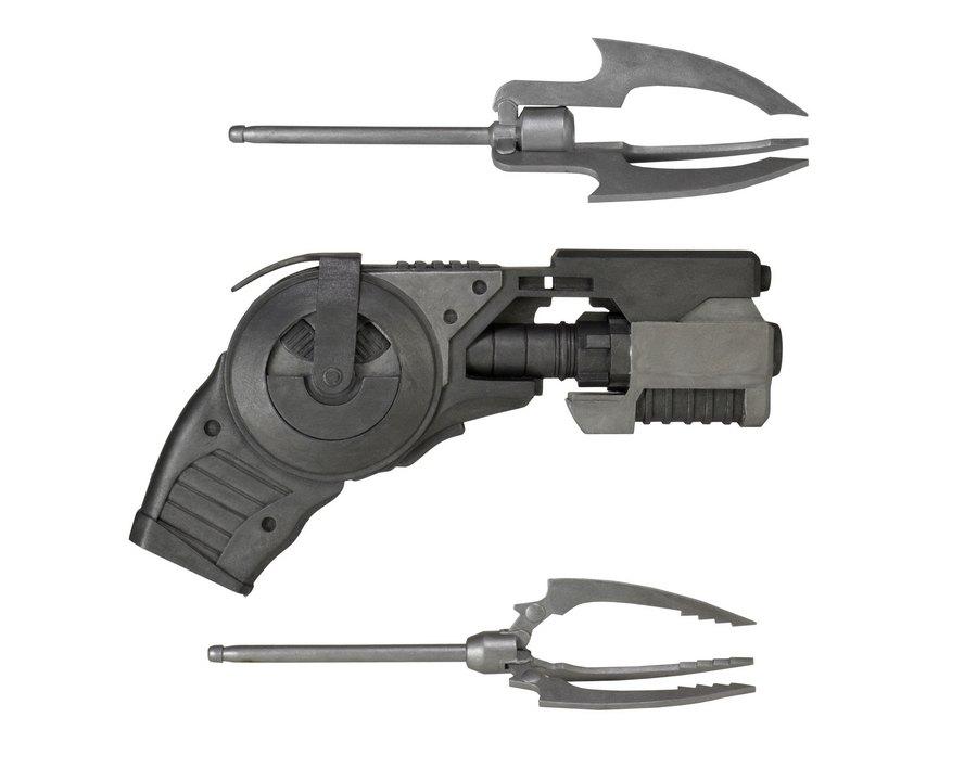 NECA Batman: Arkham Origins Grapple Gun
