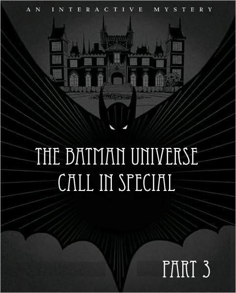 The Batman Universe Specials Episode 7