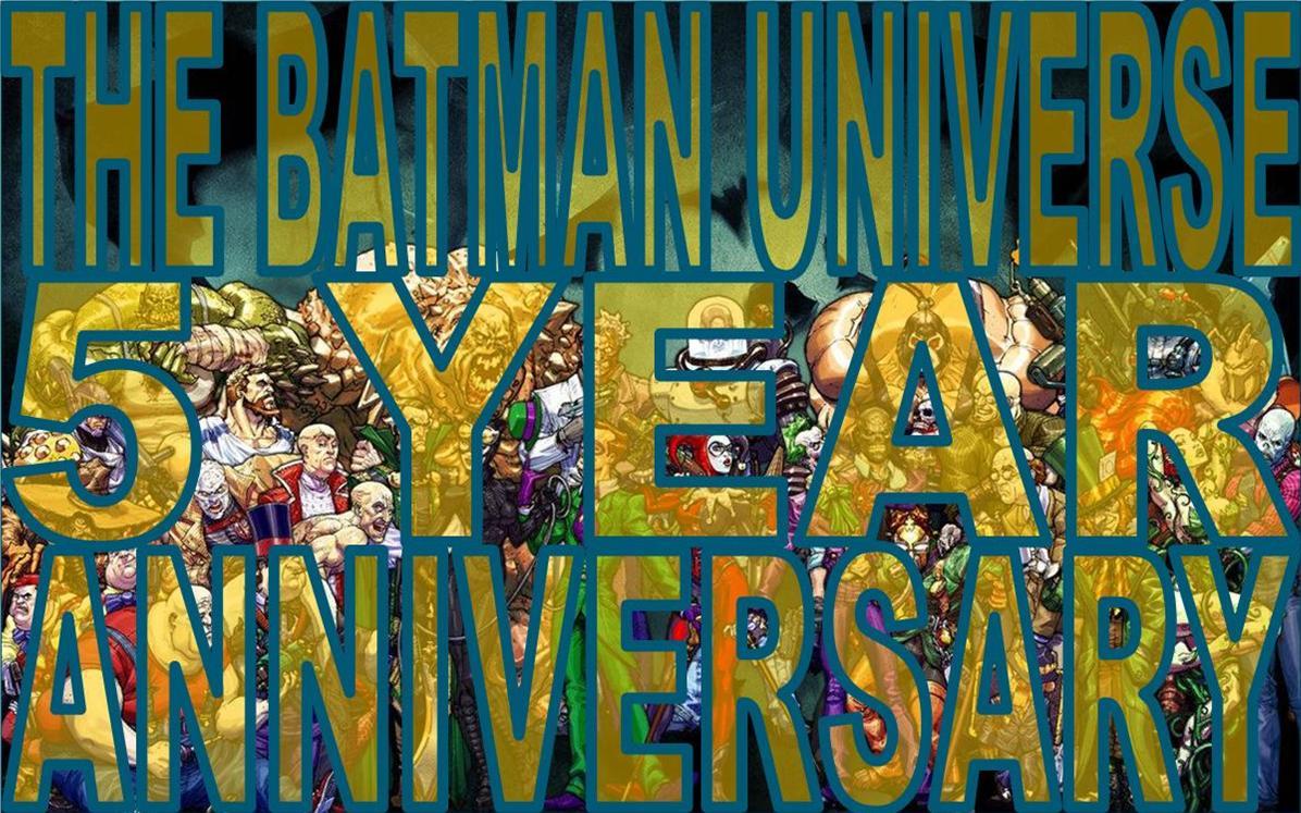 TBU Five Year Anniversary Show