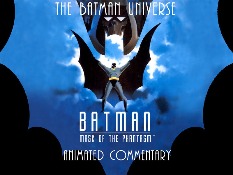 The Batman Universe Commentaries Episode 8