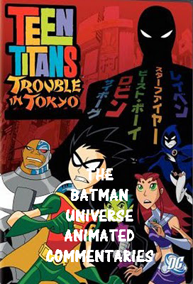 Teen Titans-Trouble in Tokyo (2006)