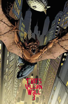 The Batman Universe Villain Wall Episode 3